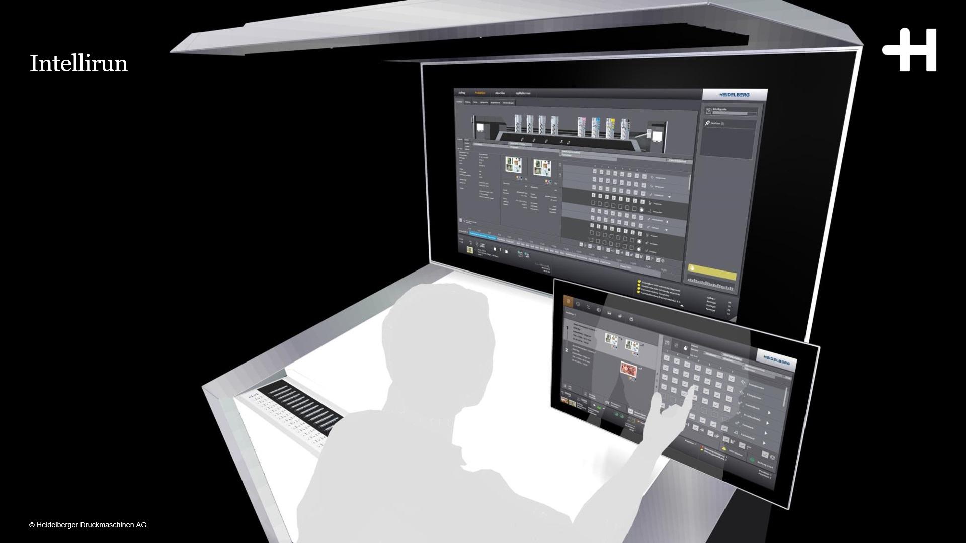 ハイデルベルグUX on スピードマスター Vol. 4